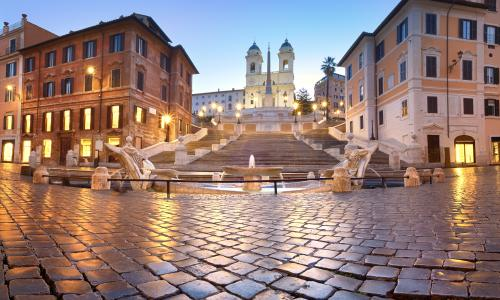 Languages Spanish Steps